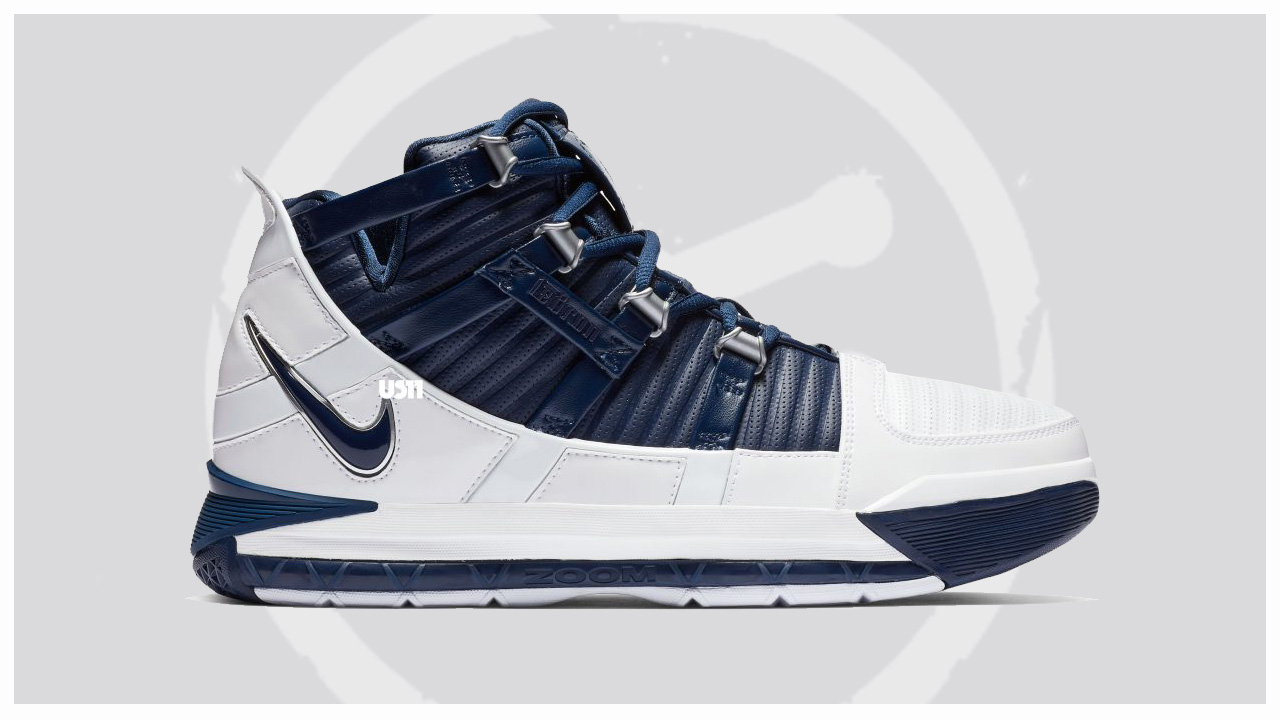 Nike-Zoom-LeBron-3-Retro-White-Navy