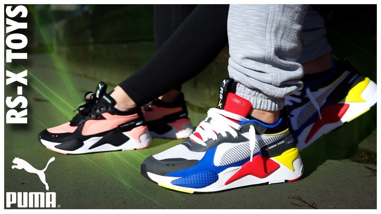 Puma-RS-X-Toys-Review - WearTesters