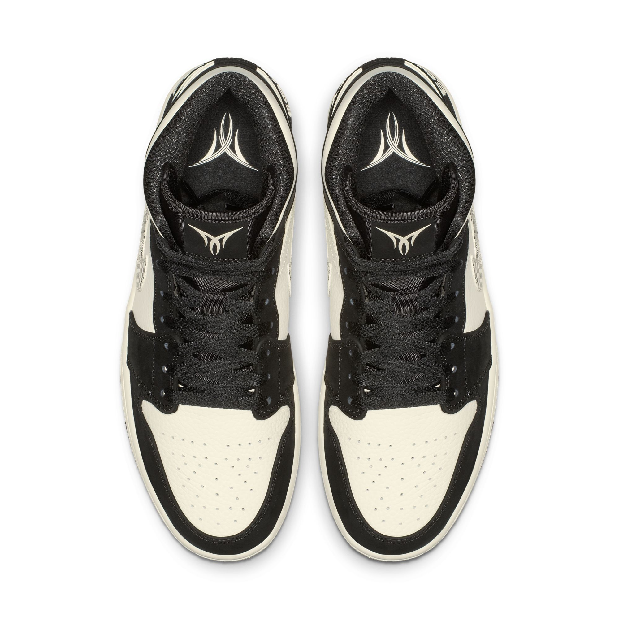 AIR JORDAN 1 MD EQUALITY WHITE:BLACK 2