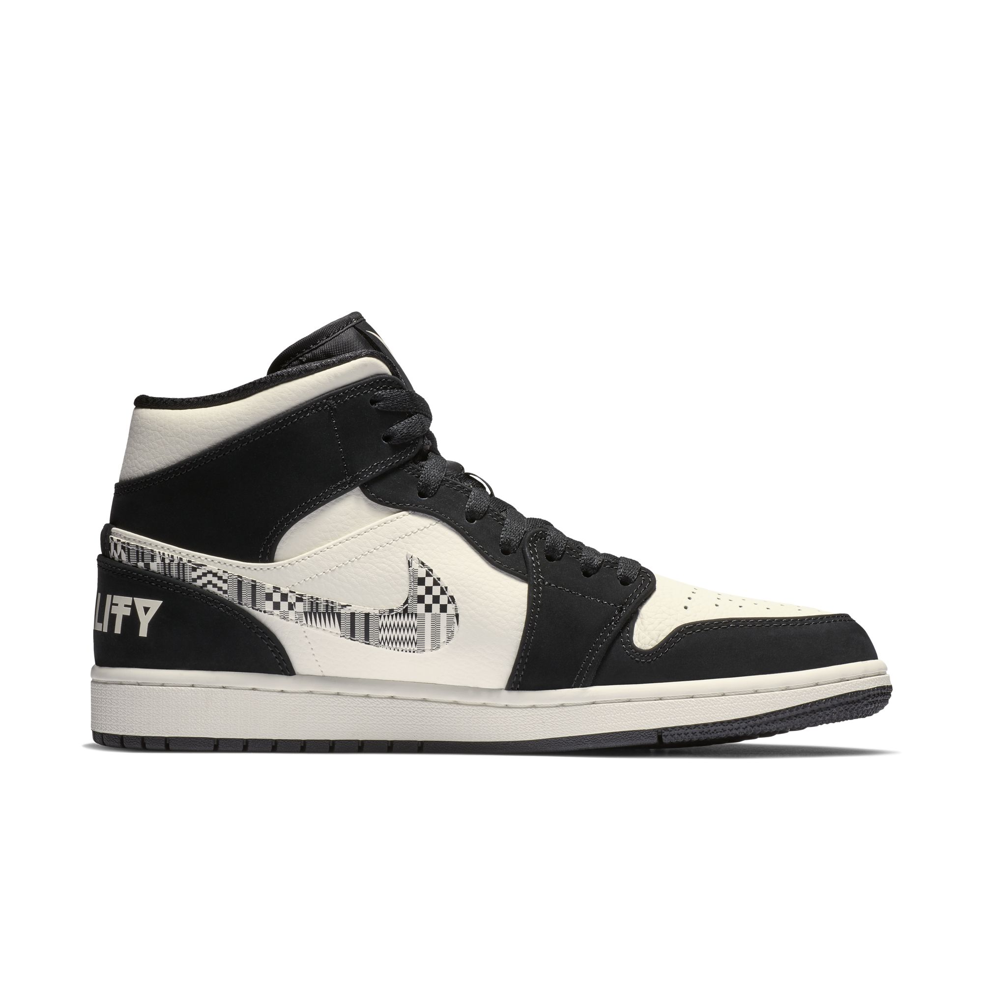 AIR JORDAN 1 MD EQUALITY WHITE:BLACK 4