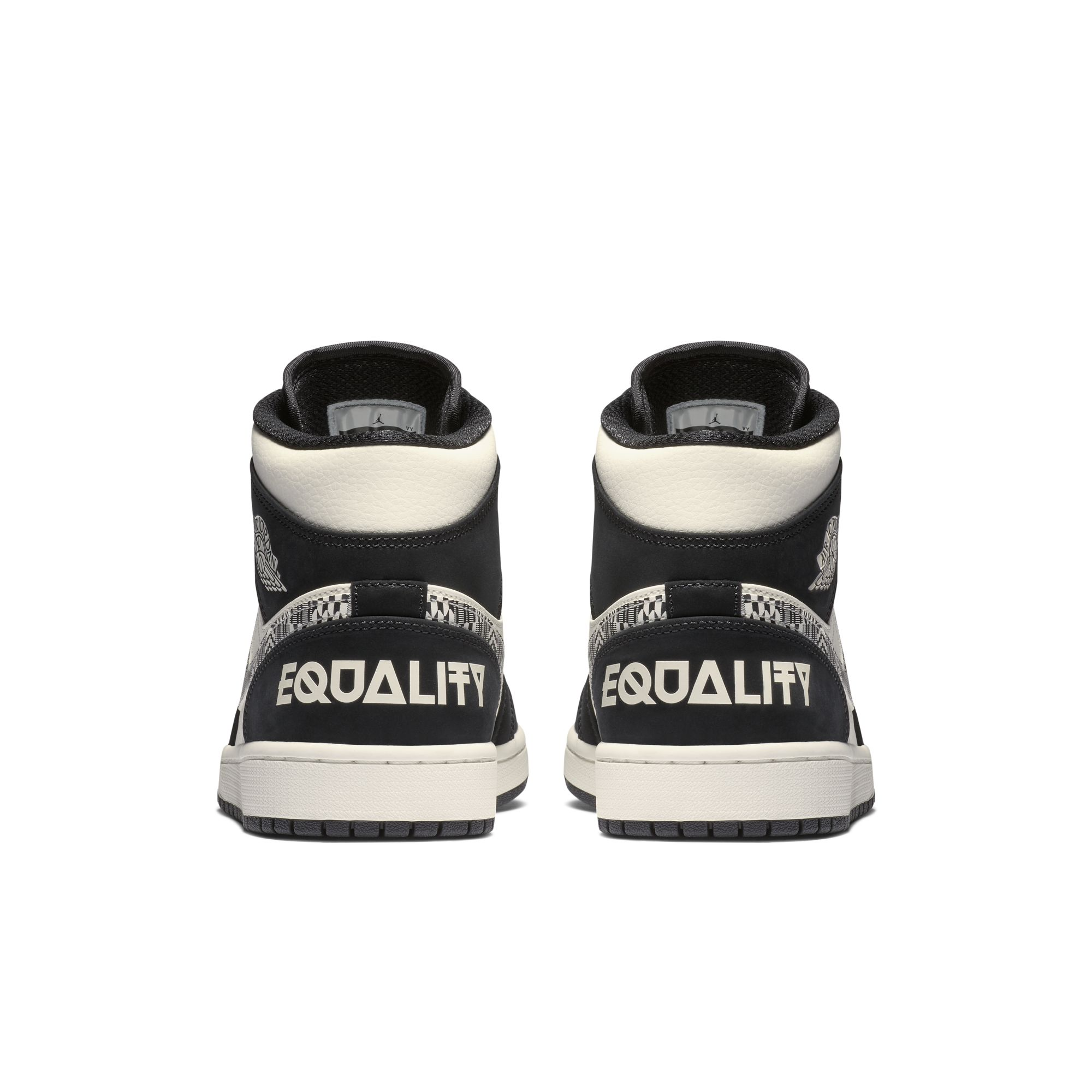 AIR JORDAN 1 MD EQUALITY WHITE:BLACK 5
