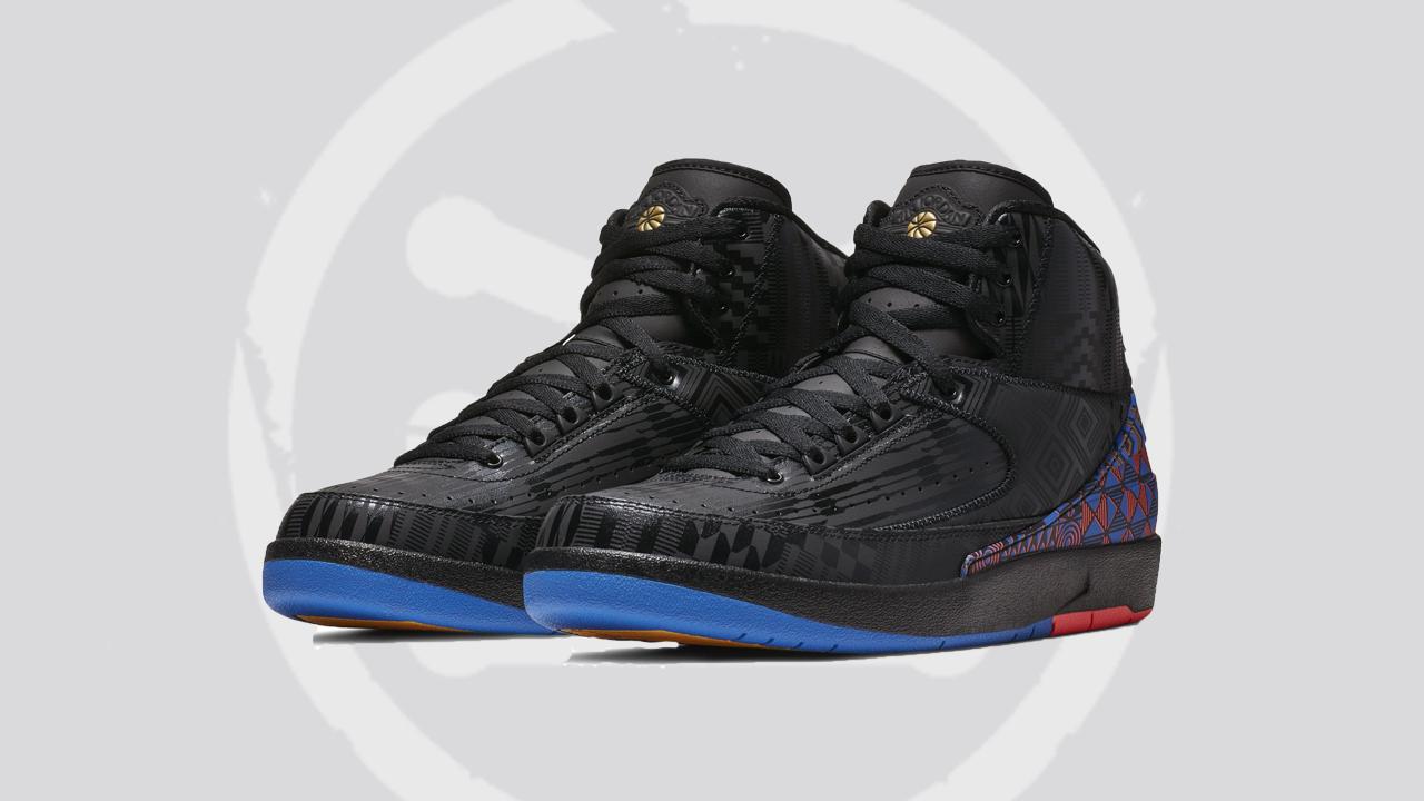 Air Jordan 2 Black History Month Featured Image