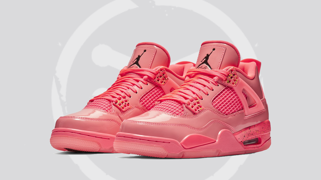 Air Jordan 4 Hot Punch Featured Image