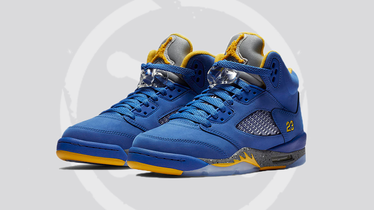 Air Jordan 5 'Laney' Featured Image