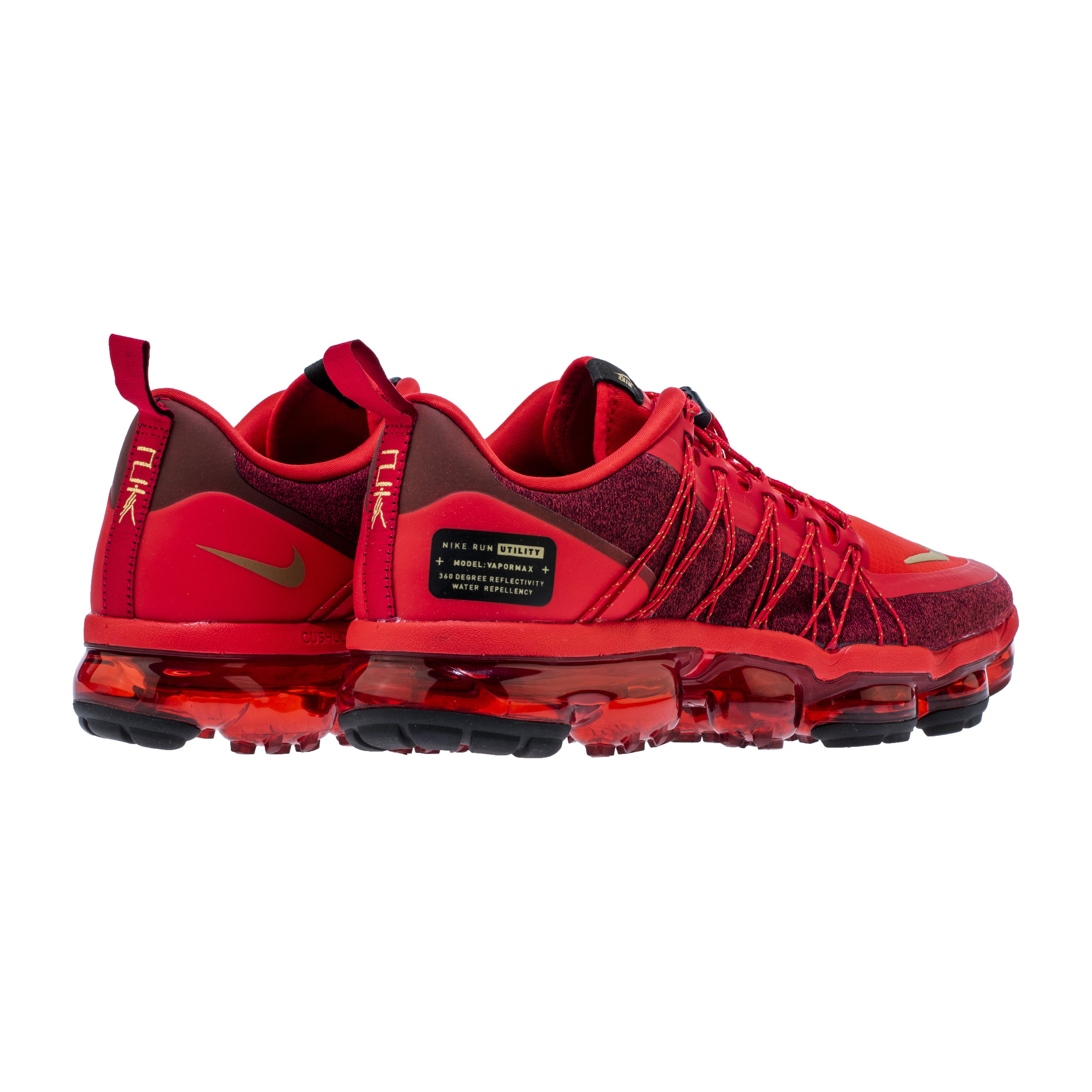 Air vapormax run utility throwback future version review