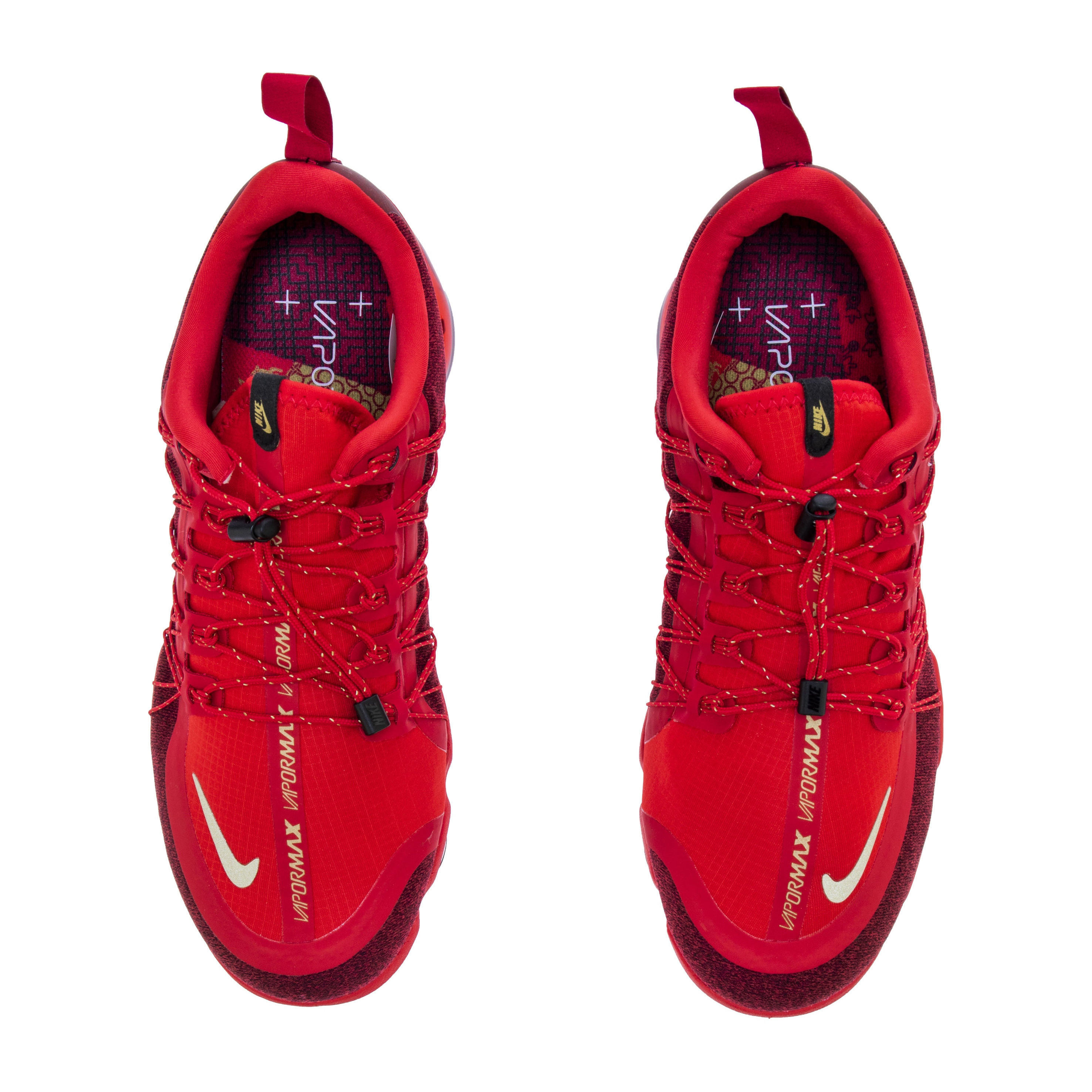online store e3ca1 763e1 NIKE AIR VAPORMAX RUN UTILITY CANYON RED:BLACK 3 - WearTesters