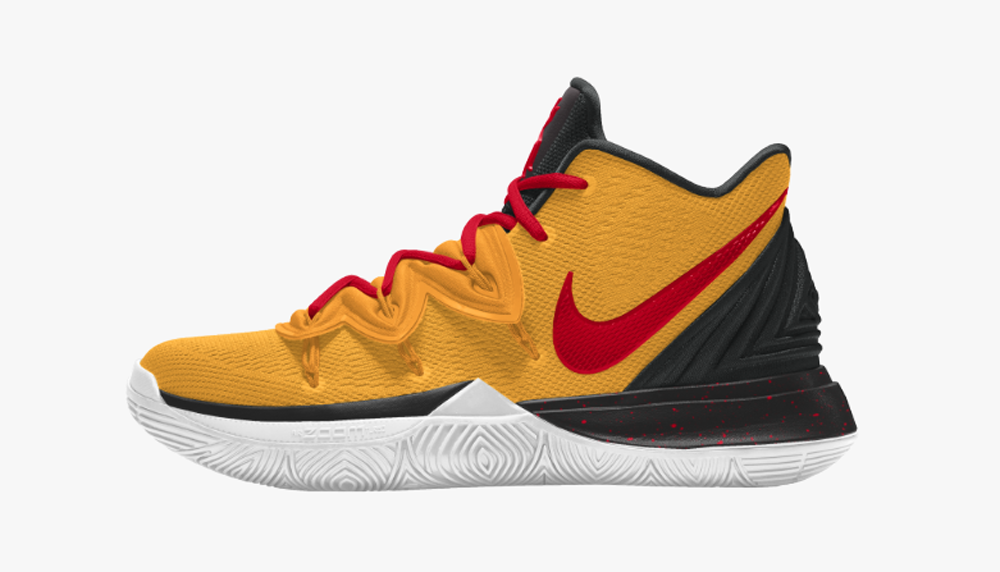 The Nike Kyrie 5 is Now Available for