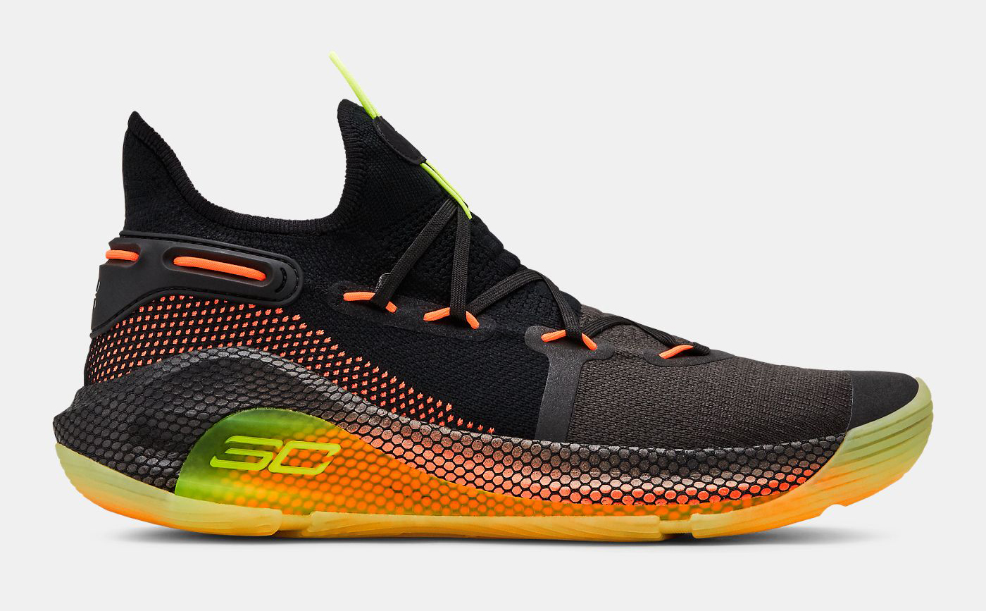 The Under Armour Curry 6 'Fox Theater