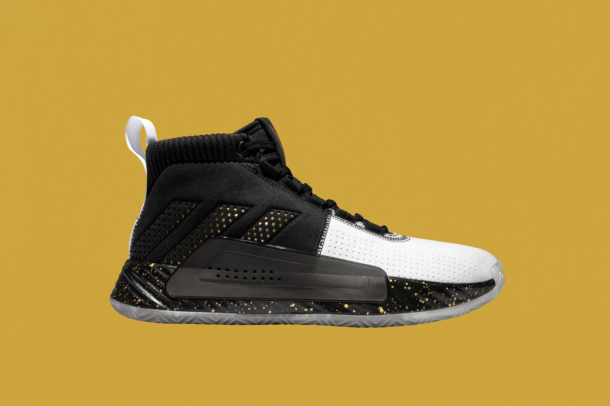 píldora Depresión Caducado  adidas-Dame-5-La-Heem-The-Dream-1 - WearTesters