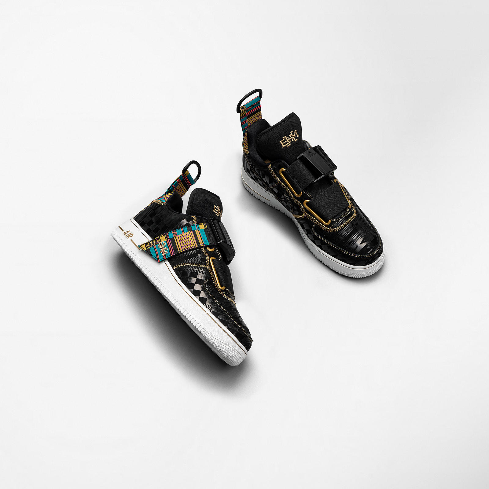 nike air force 1 utility bhm WearTesters