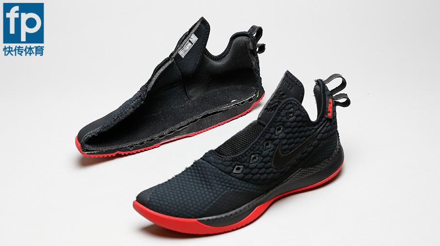The Nike LeBron Witness 3 Gets