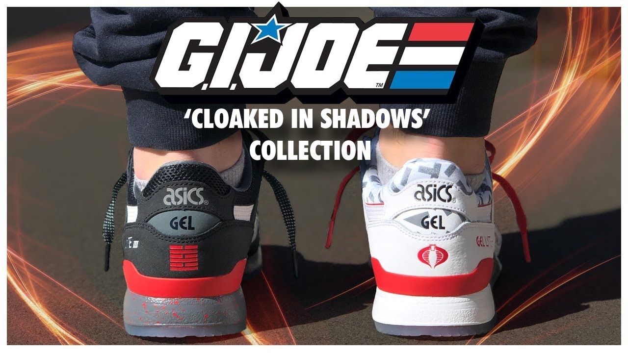 ASICS-G-I-JOE-Cloaked-In-Shadows-Collection-Review