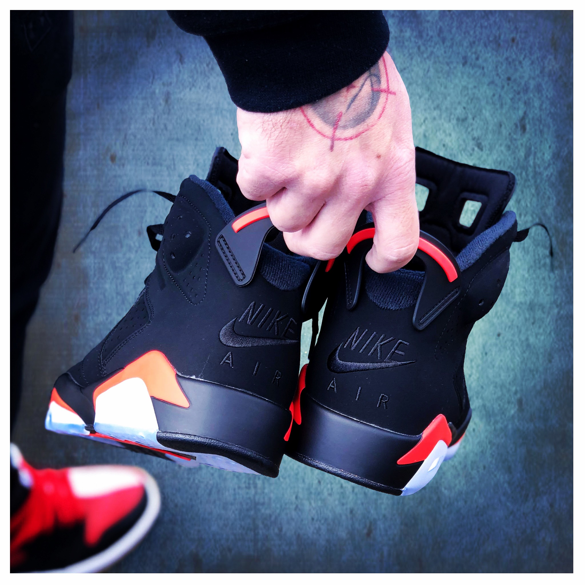 size 40 0b837 3a249 Air Jordan 6 'Infrared' 2019 | Detailed Look and Review ...
