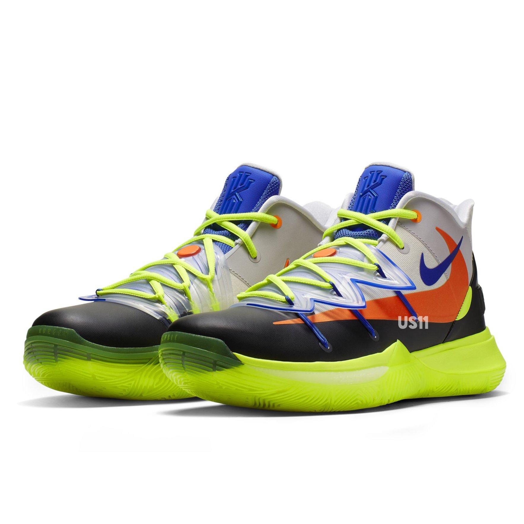 The Nike Kyrie 5 Gets an 'All-Star