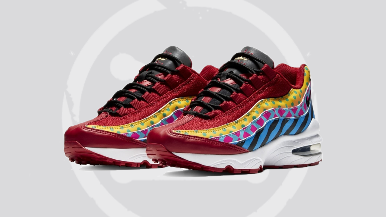 Nike Air Max 95 big kids featured image