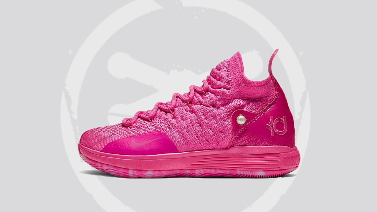 Nike KD11 Aunt Pearl featured image