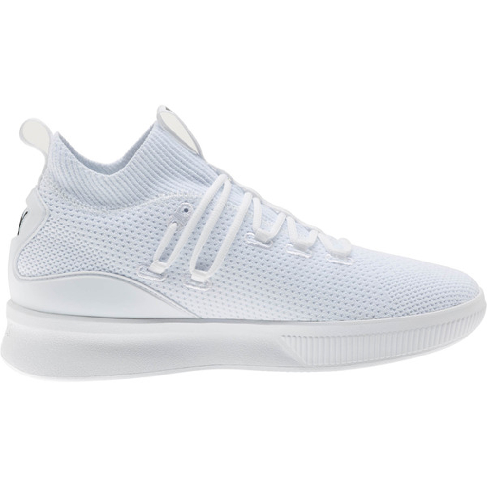 finest selection 51f43 141e5 The Puma Clyde Court is Now Available in White/Black ...