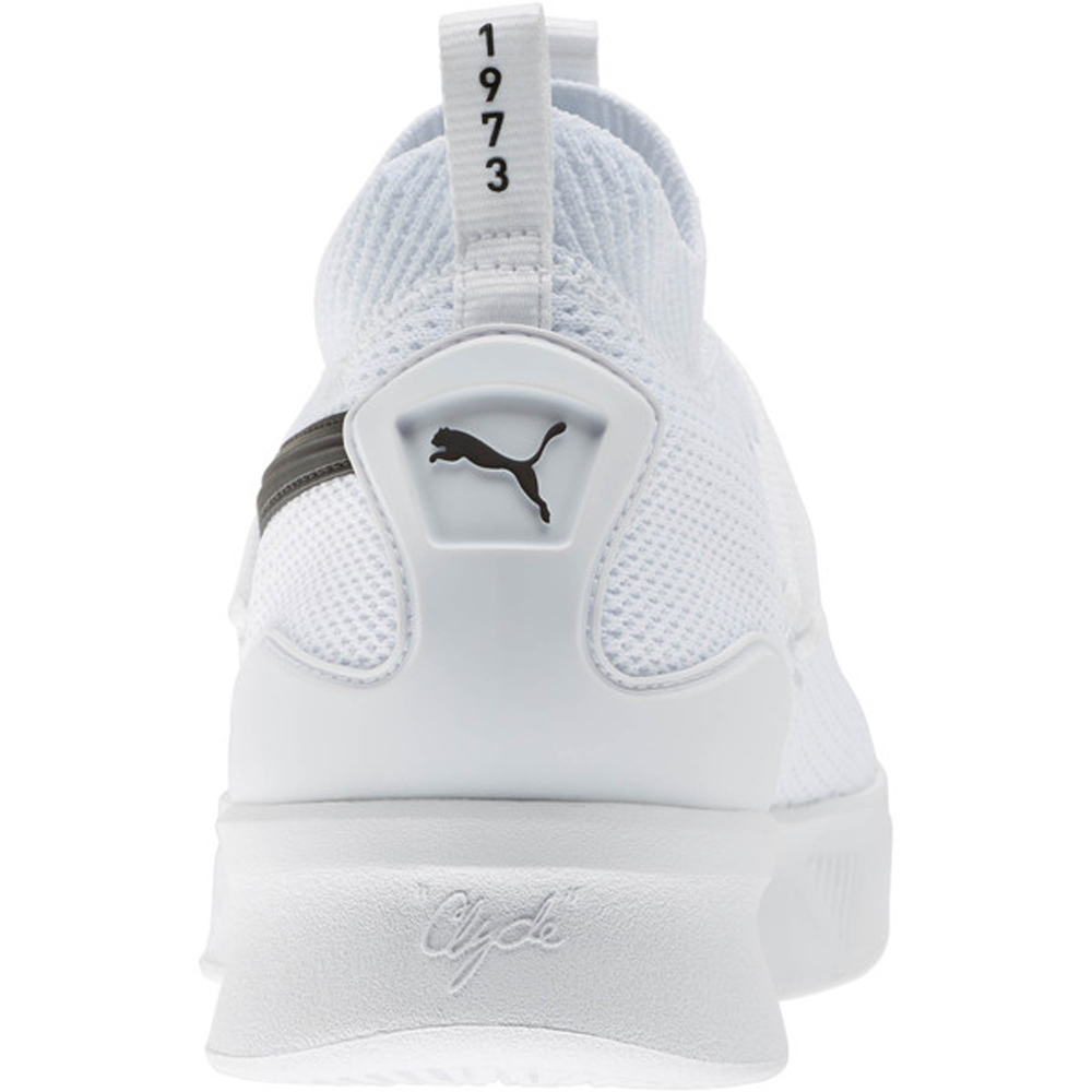 finest selection 9c7ee c41e8 The Puma Clyde Court is Now Available in White/Black ...