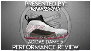 Adidas Dame 5 Performance Review Thumbnail - Best Basketball Shoes