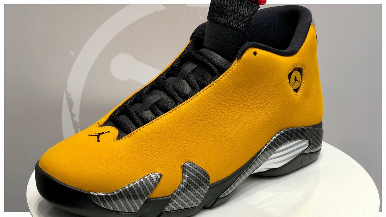 Air-Jordan-14-Ferrari-University-Gold