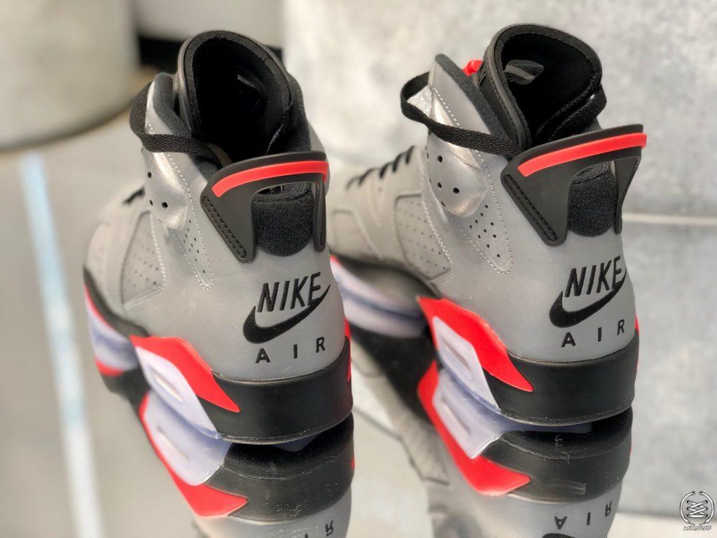 The Air Jordan 6, 7 and 8 Get