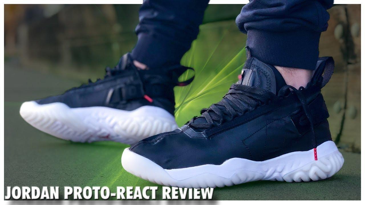 Jordan-Proto-React-Review
