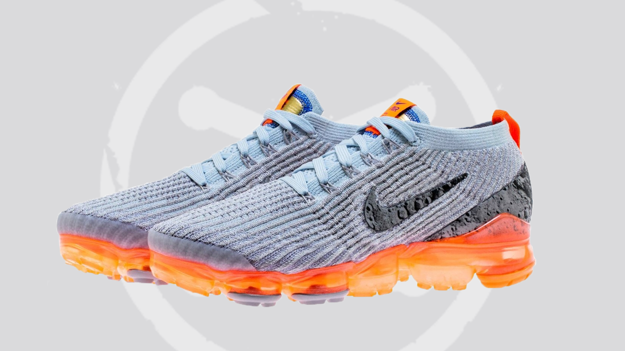 Nike Air Vapormax Flyknit 3 'GreySilver' featured image