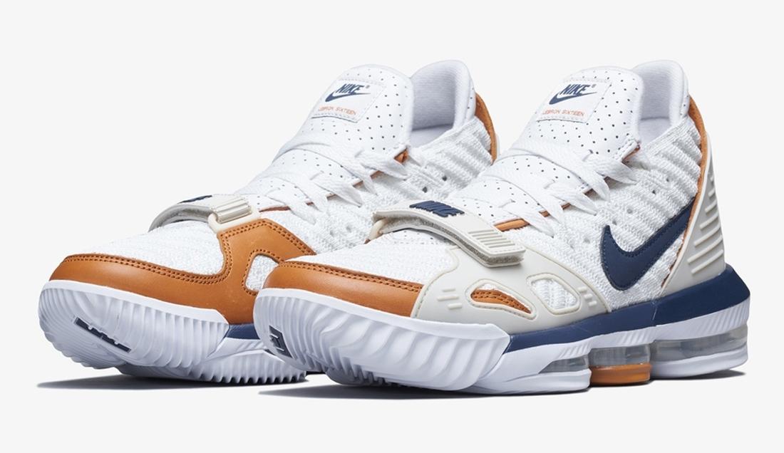 Nike LeBron 16 'Air Trainer