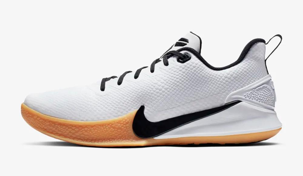 Kobe Bryant's Nike Mamba Focus is