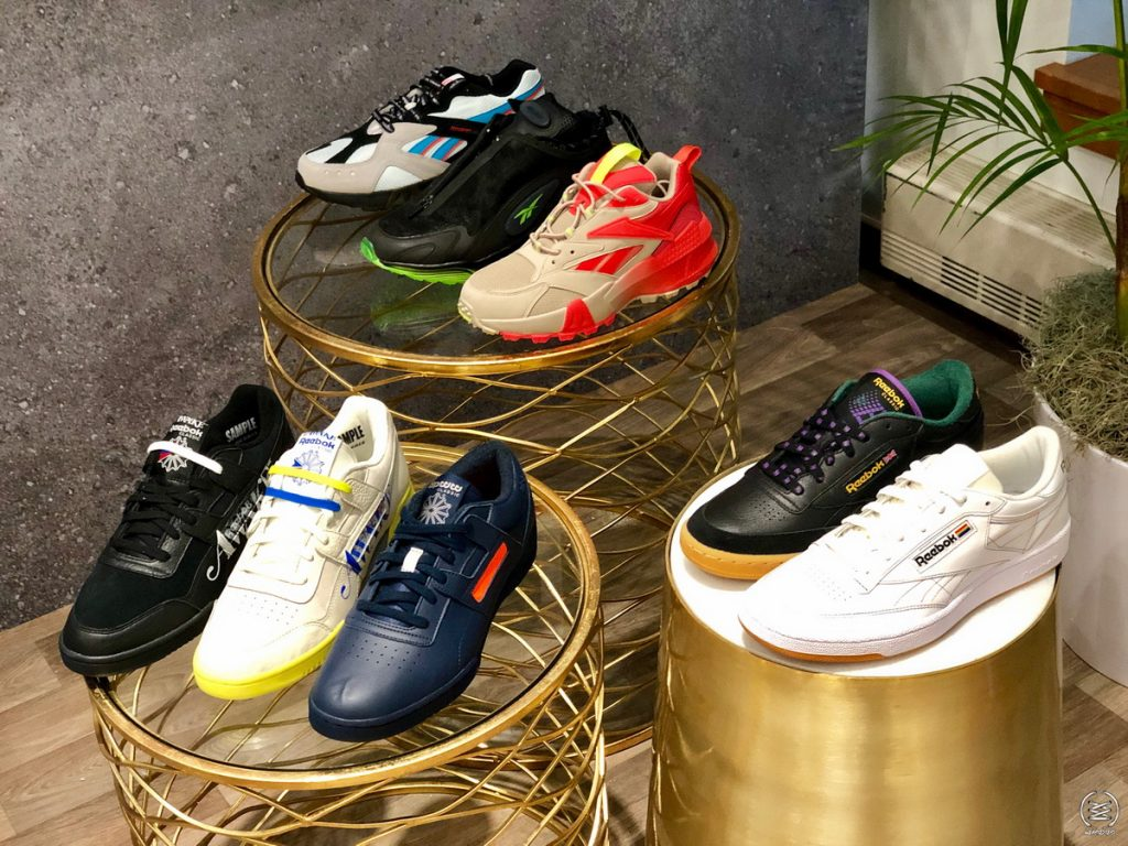 Reebok Showcases What's to Come for Fall and Winter 2019