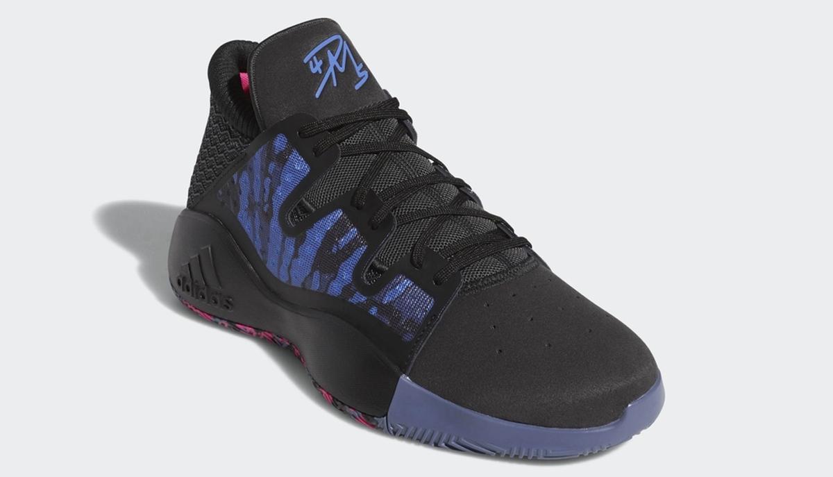 donovan mitchell purple shoes