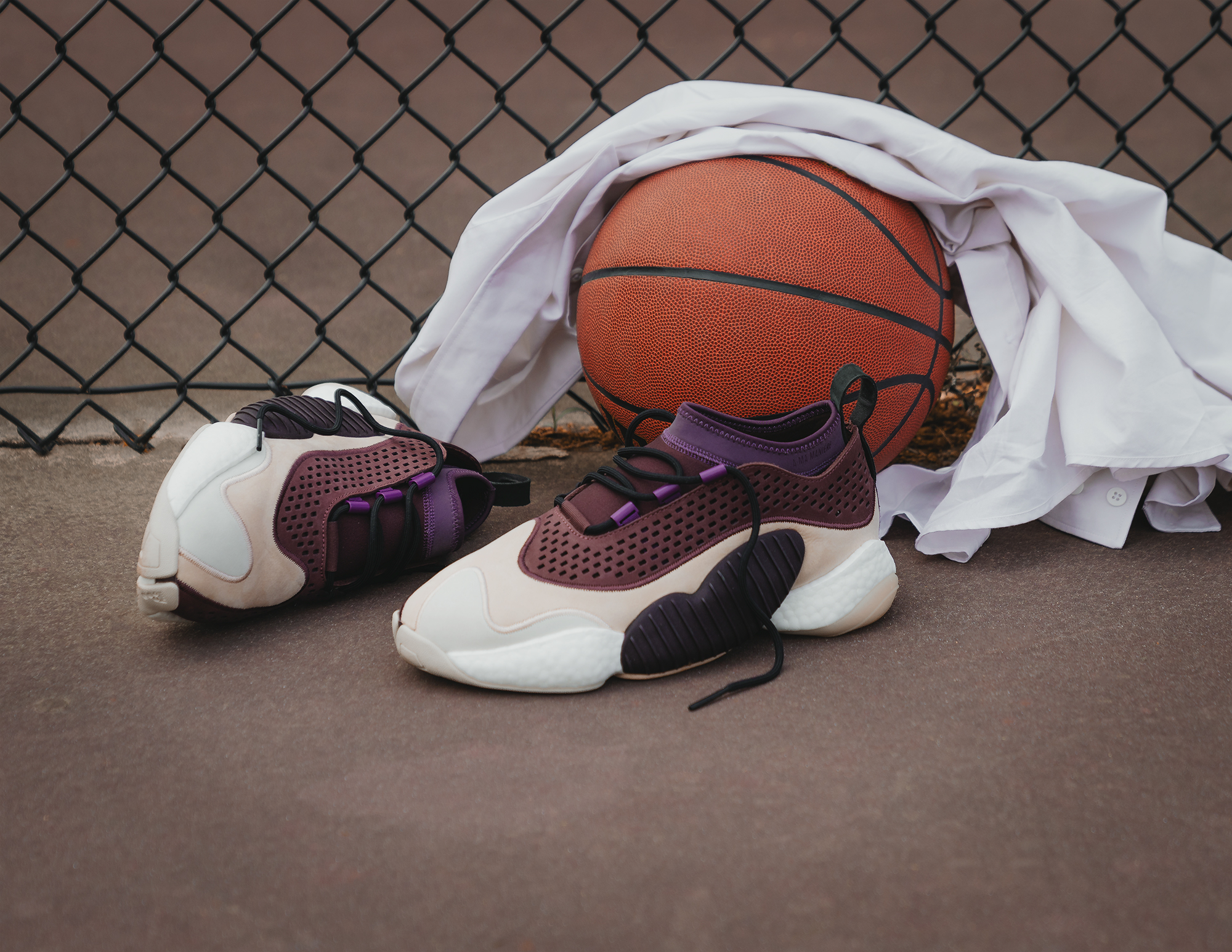 Adidas Consortium X A Ma Maniére Team Up On BYW Silhouette 1