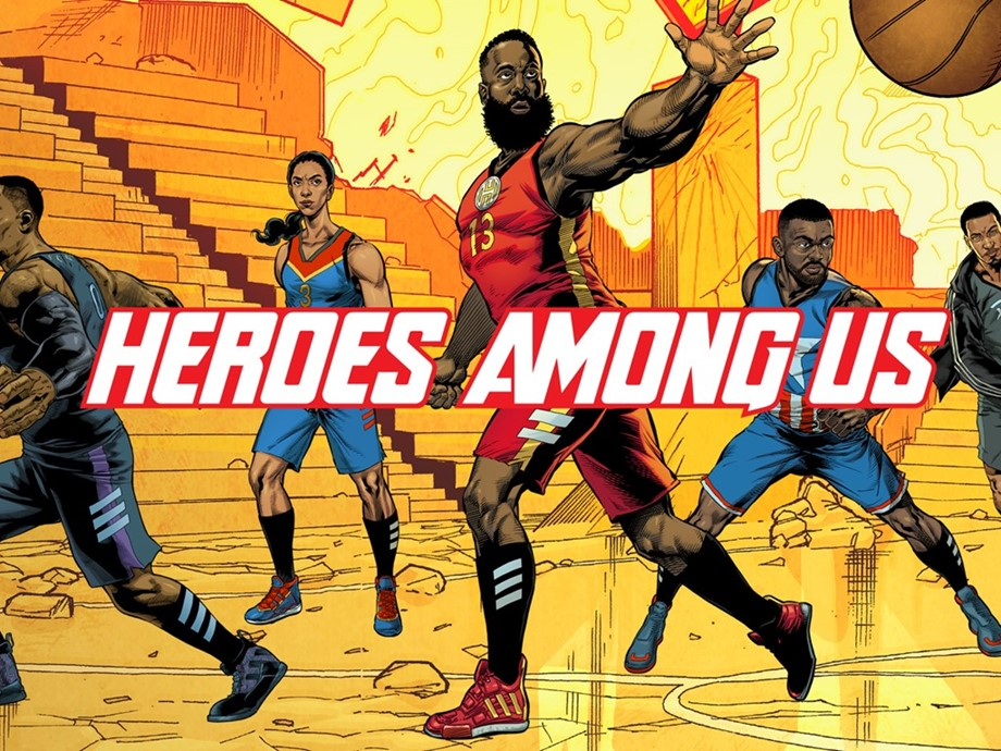 Adidas and Marvel to Team Up with 'Heroes Among Us' Collection1