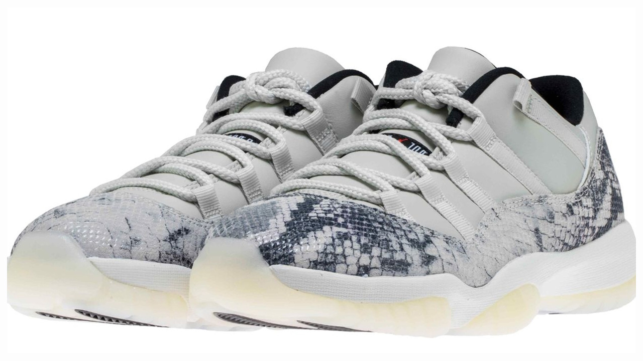 Air-Jordan-11-Low-Snakeskin-Light-Bone