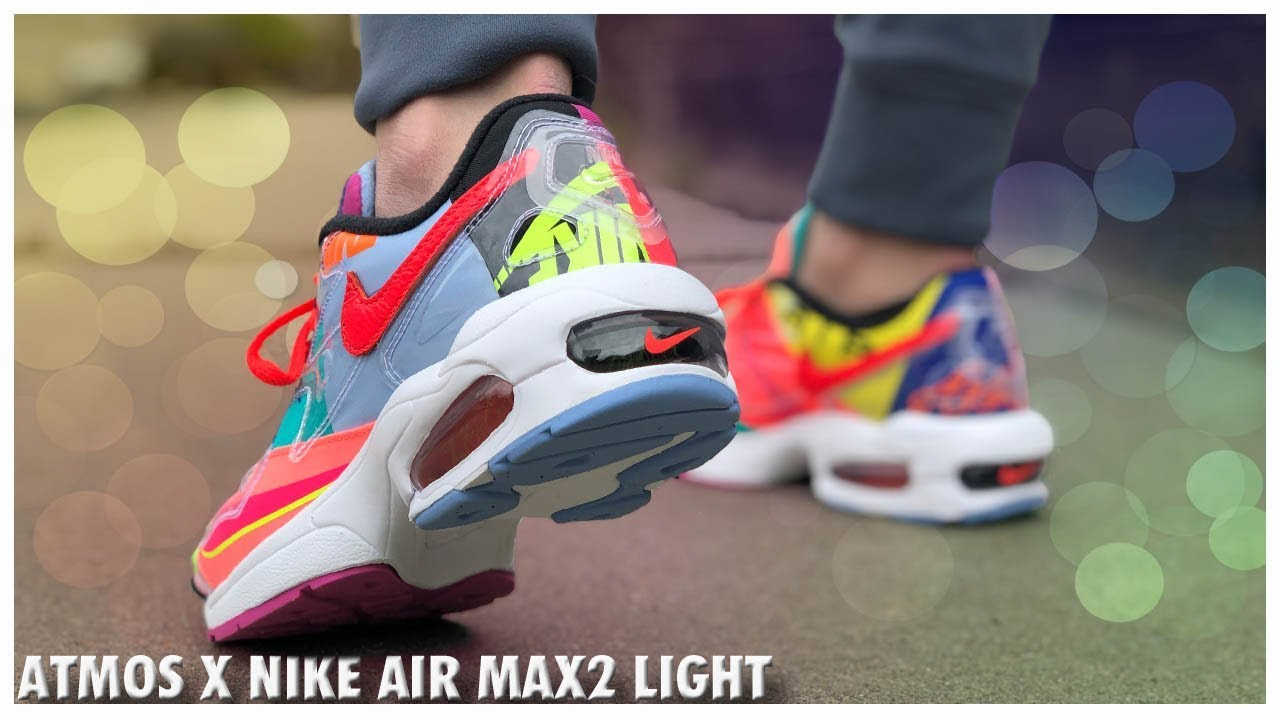 Atmos-Nike-Air-Max-2-Light-Review