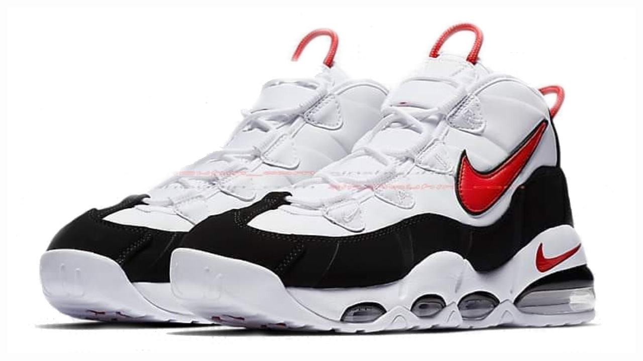 Nike-Air-Max-Uptempo-95-White-Black-True-Red-Retro