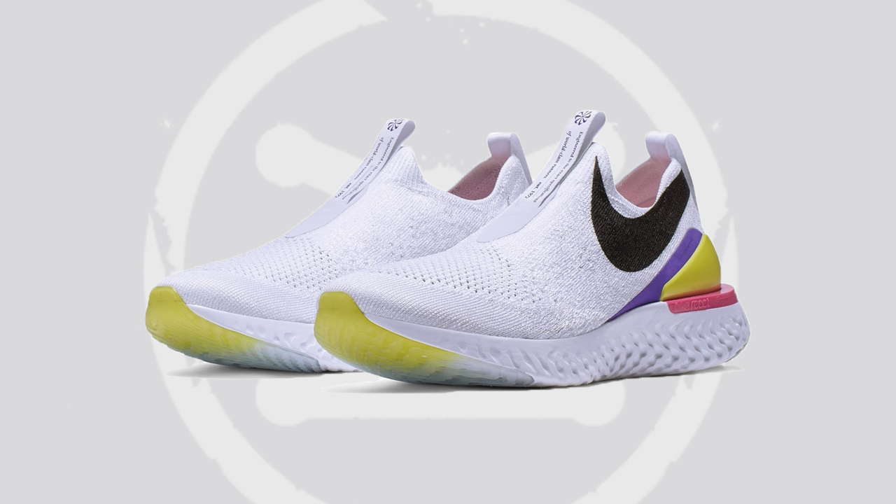 Nike Epic Phantom React Flyknit Just Do It featured image