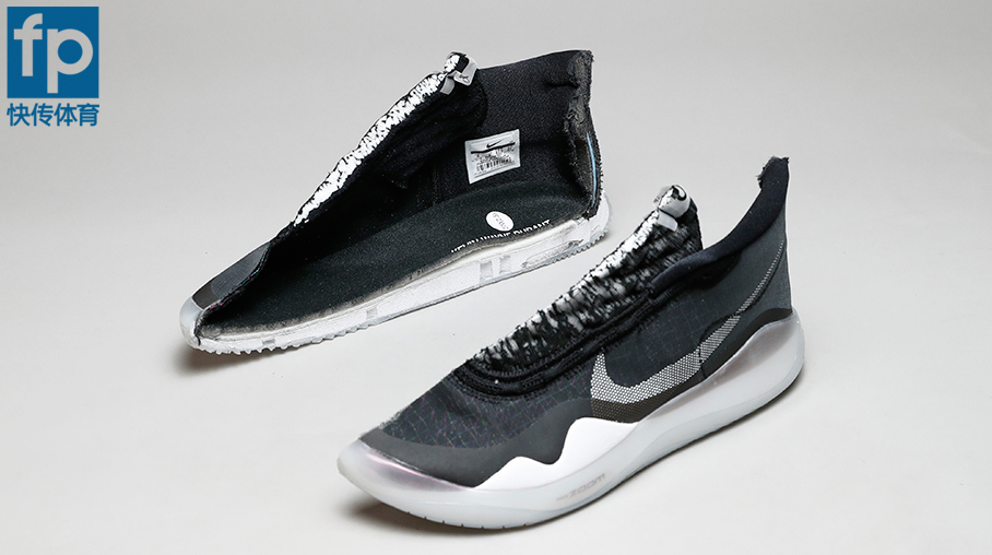 The Nike KD 12 Gets Deconstructed