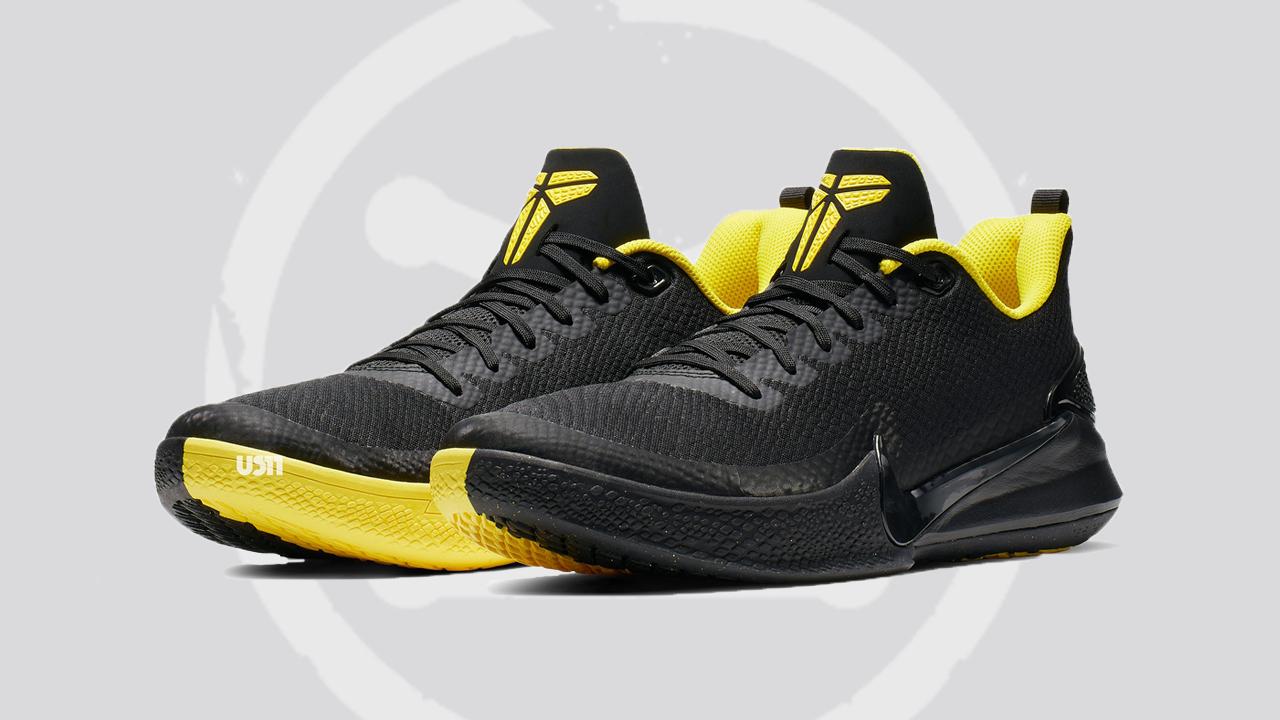 Nike Mamba Focus Black Featured Image