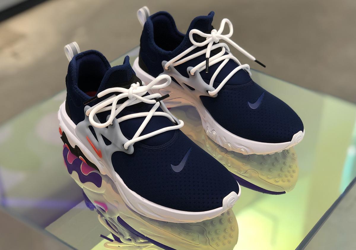 Influencia El extraño sábado  Nike-Presto-React-Detailed-Look-6 - WearTesters