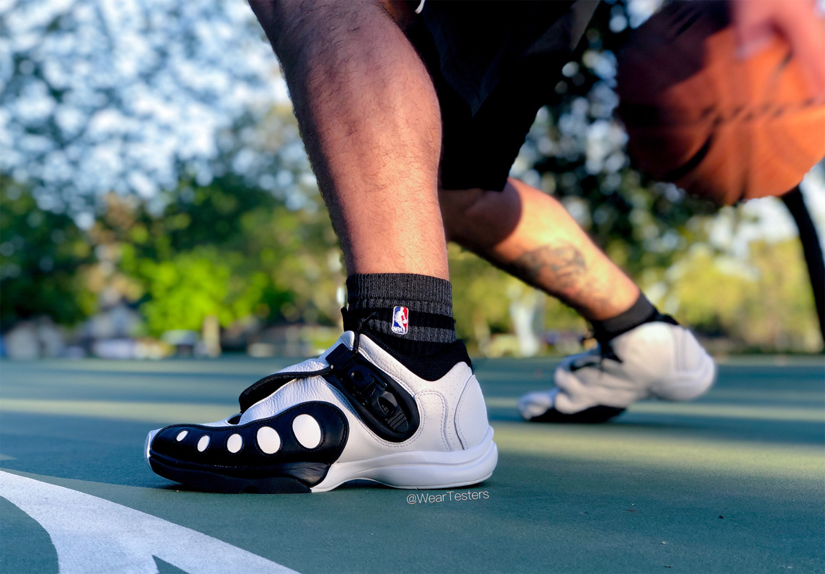Nike Zoom GP Retro   Detailed Look and