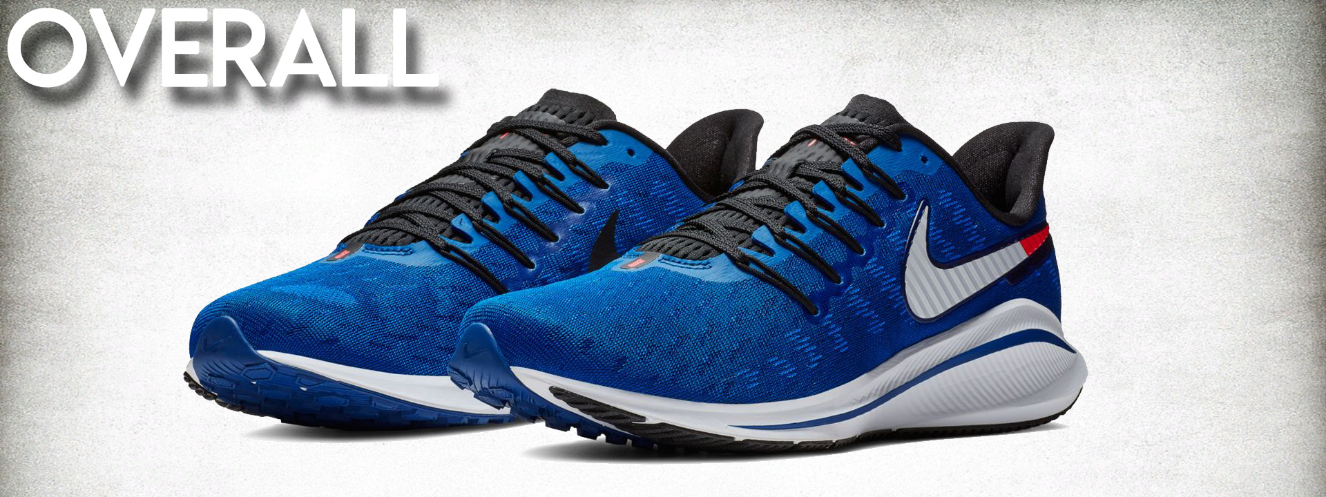 nike air zoom vomero 14 overall
