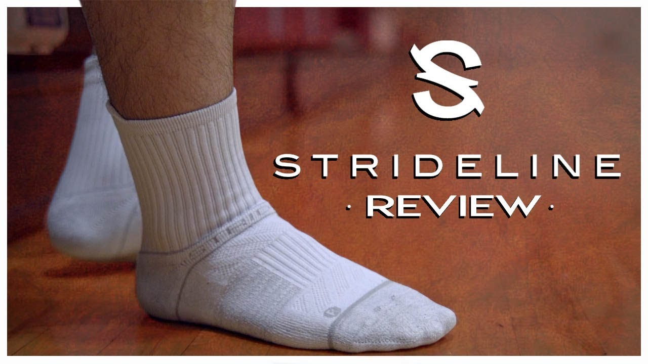 Strideline-Sock-Review