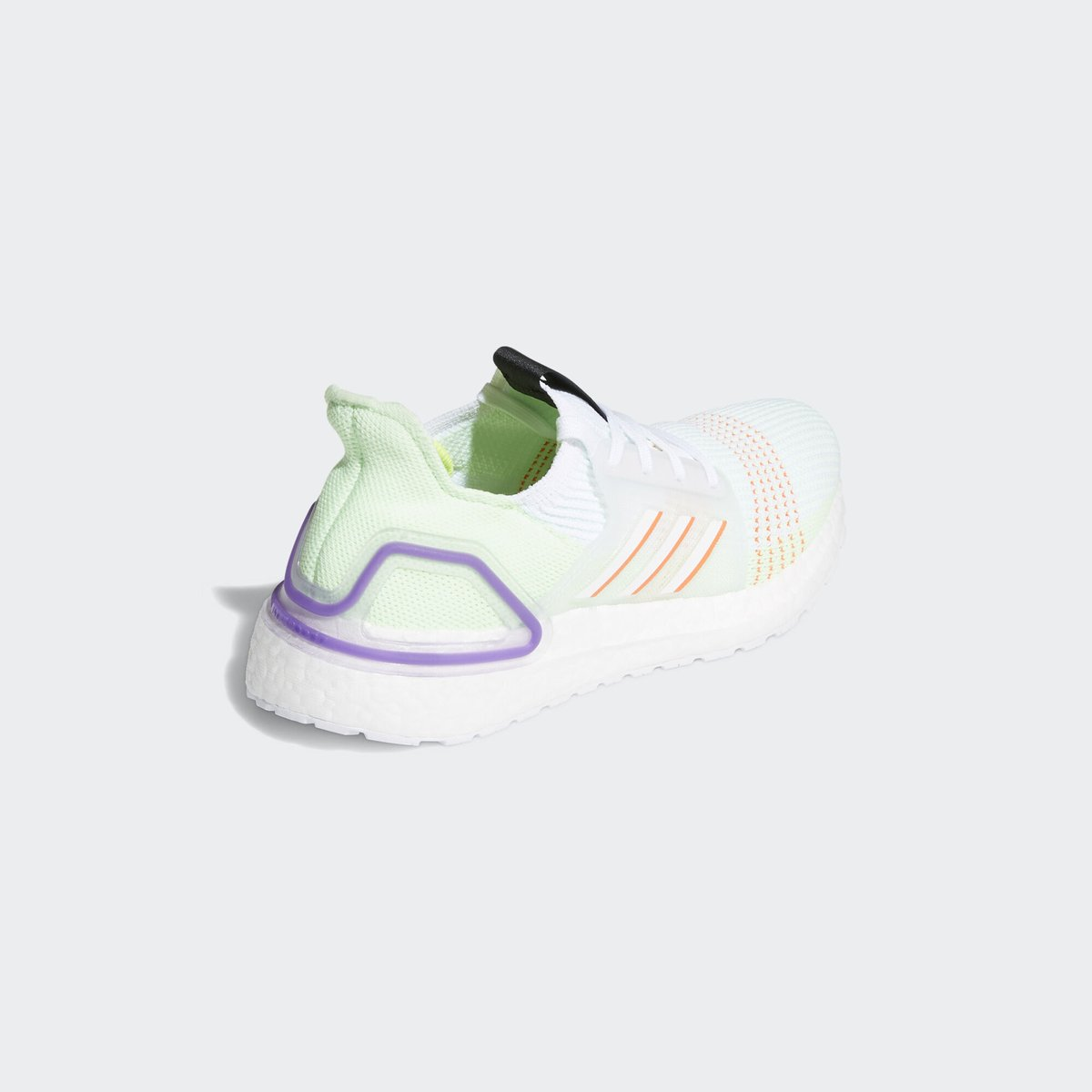 ADIDAS ULTRA BOOST 19 FTWR WHITE:SOLAR RED:SOLAR YELLOW 3