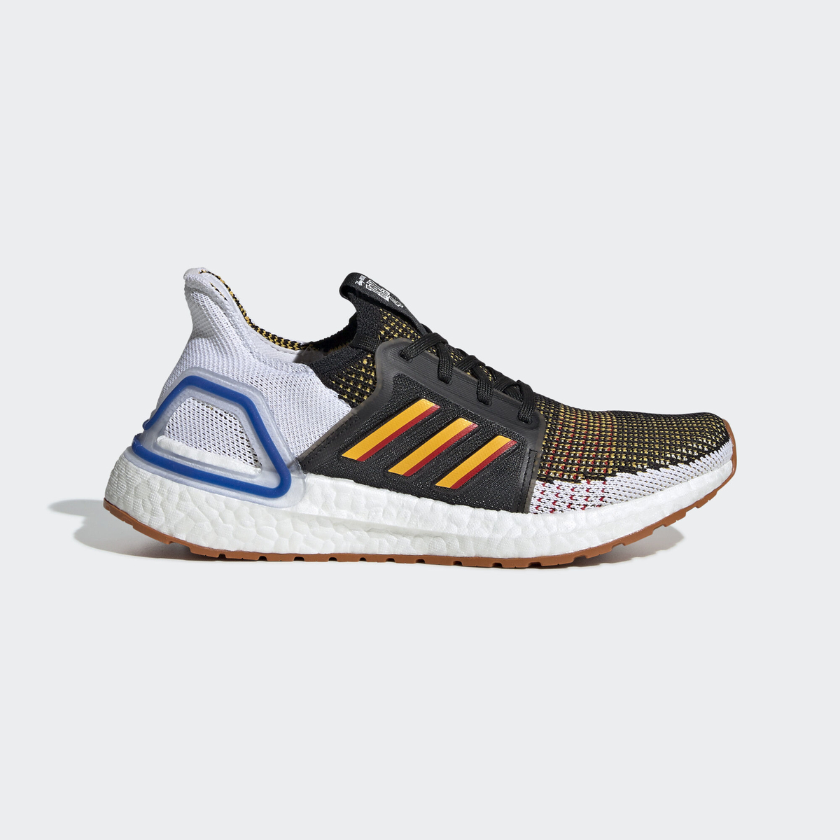 ADIDAS ULTRA BOOST 19 KIDS TOY STORY 4 CORE BLACK : ACTIVE GOLD : SCARLET 3