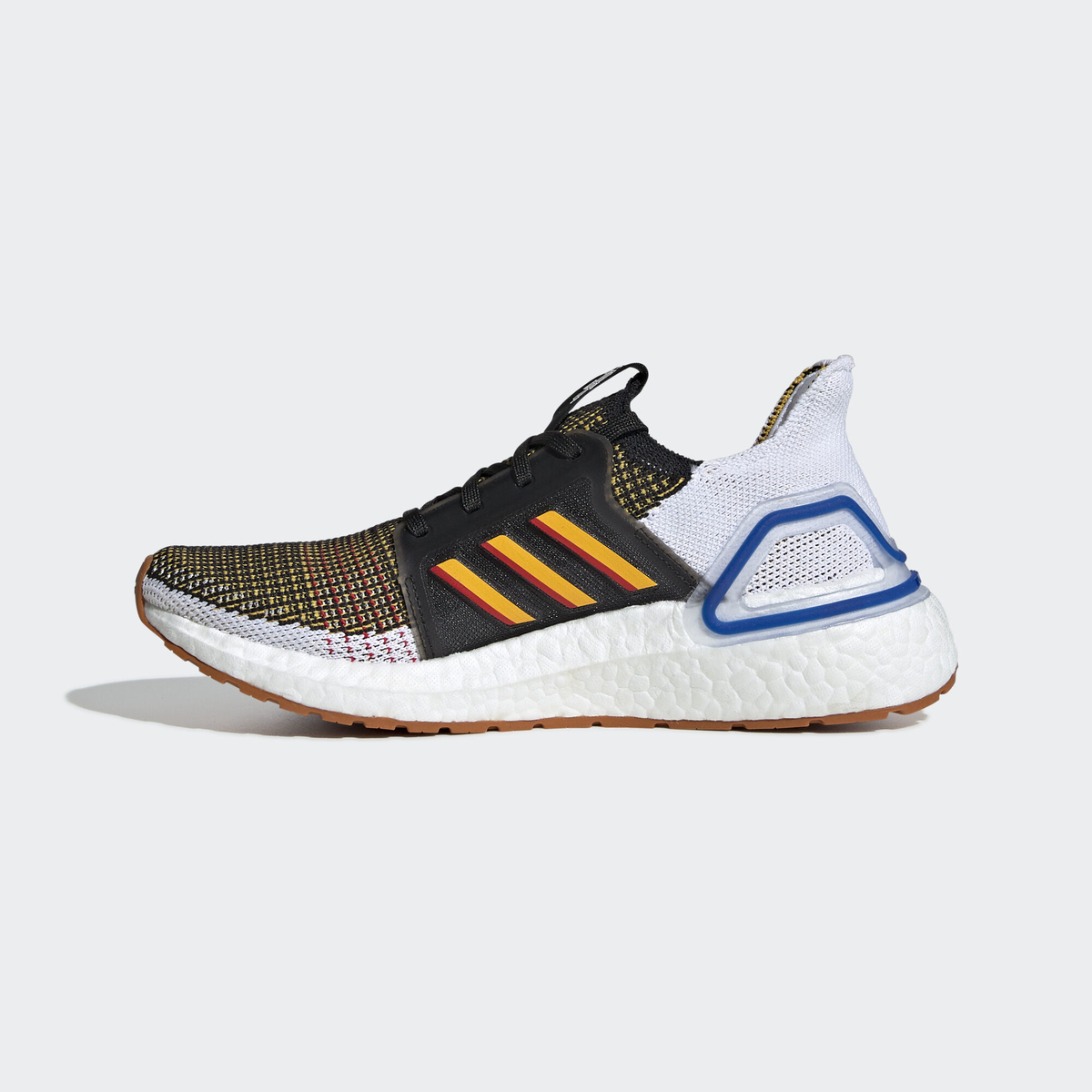 ADIDAS ULTRA BOOST 19 KIDS TOY STORY 4 CORE BLACK : ACTIVE GOLD : SCARLET 4