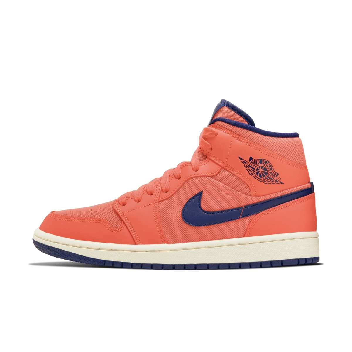 Air Jordan 1 Mid Turf Orange Blue Void Light 3 Weartesters