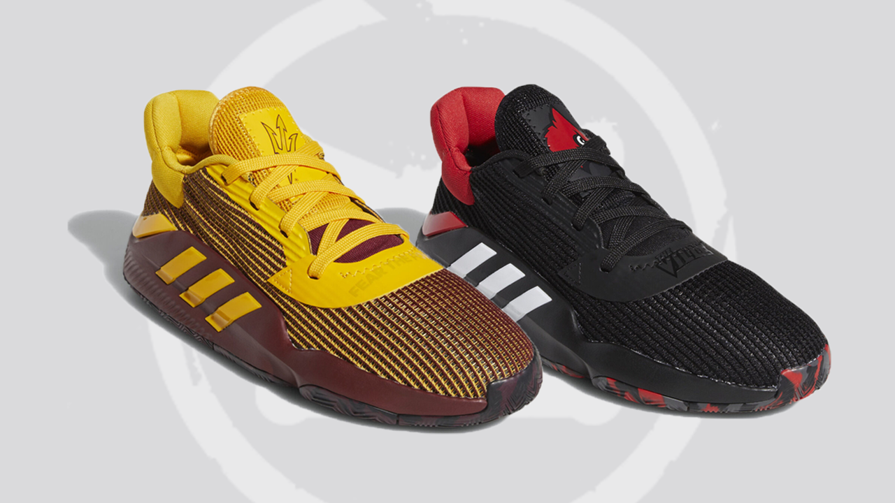 ASU-Louisville adidas Pro Bounce Low 2019 featured image