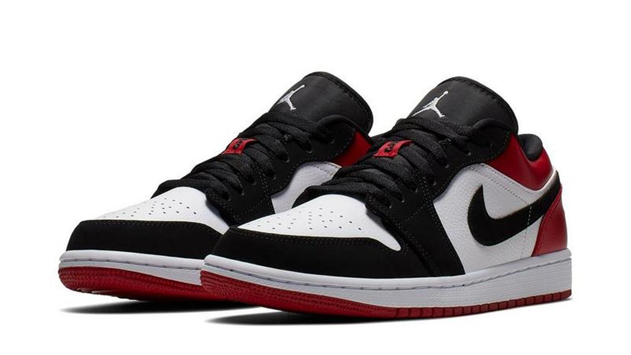 Air-Jordan-1-Low-Black-Toe