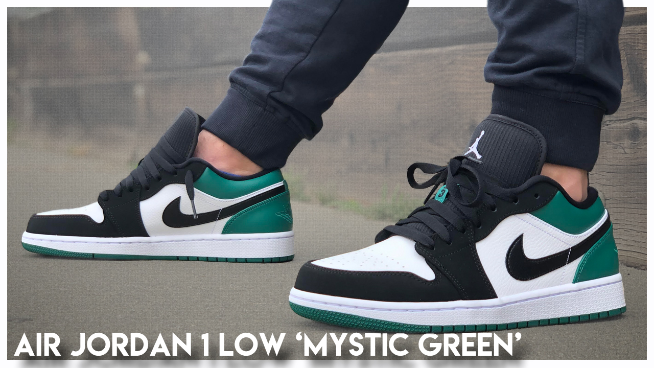 Air-Jordan-1-Low-Mystic Green-Review